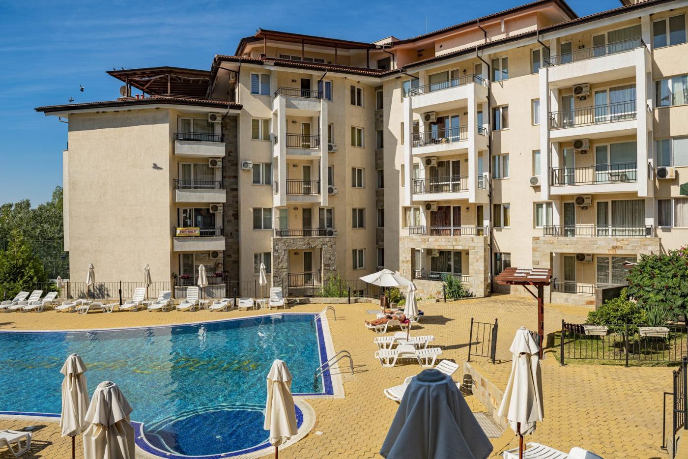 Sunny Beach Hills Aparthotel