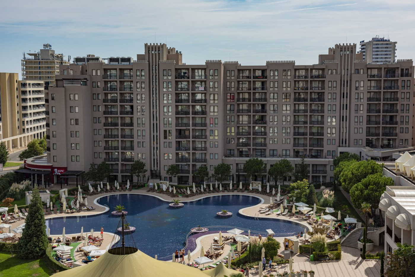 Royal Beach Aparthotel