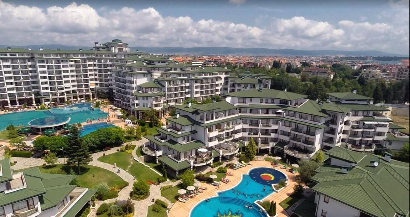 Emerald Beach Aparthotel